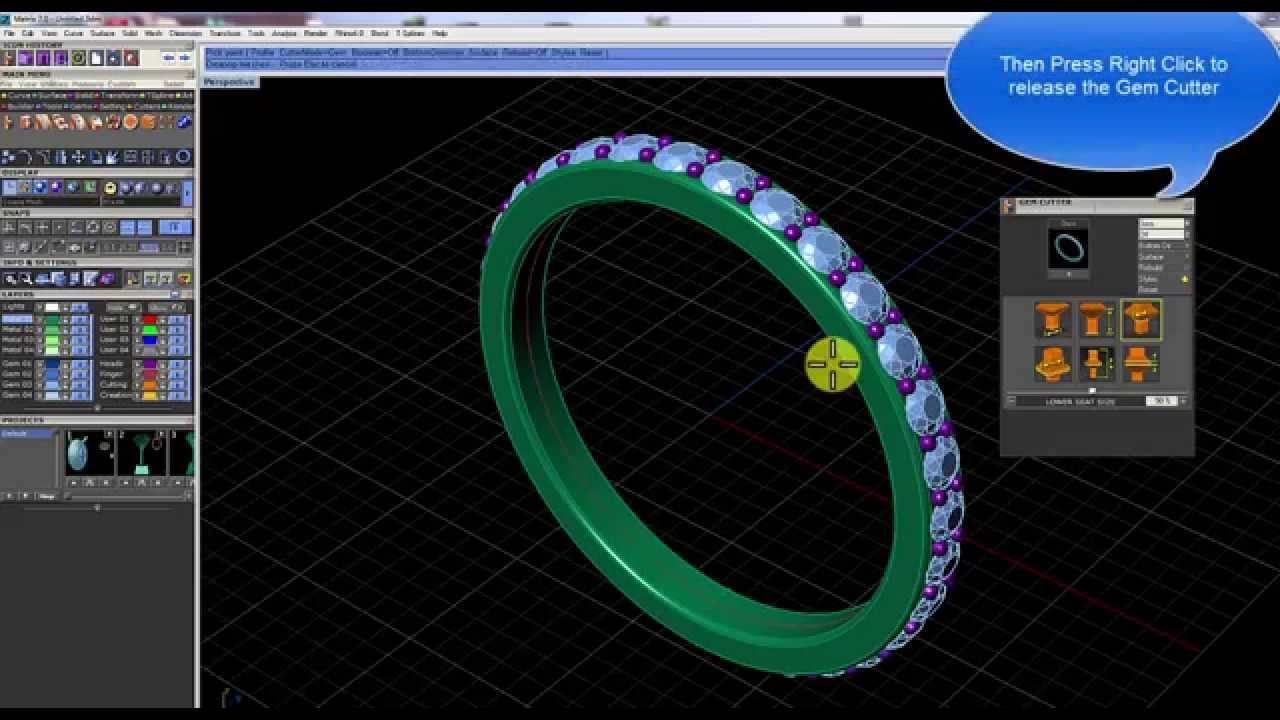 Download Matrix 3d Jewelry Design Software Free Nitroforever